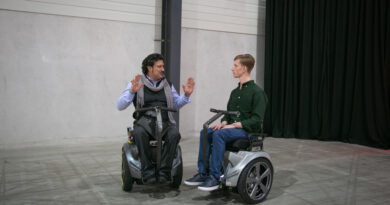 Disabilità o difficoltà, il segway può aiutare Genny Mobility