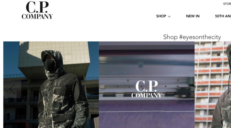 CP Company lancia la Metropolis Series